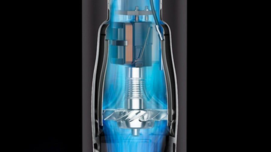 Dyson Limited Edition Supersonic™ hair dryer (Fuchsia/Nickel)