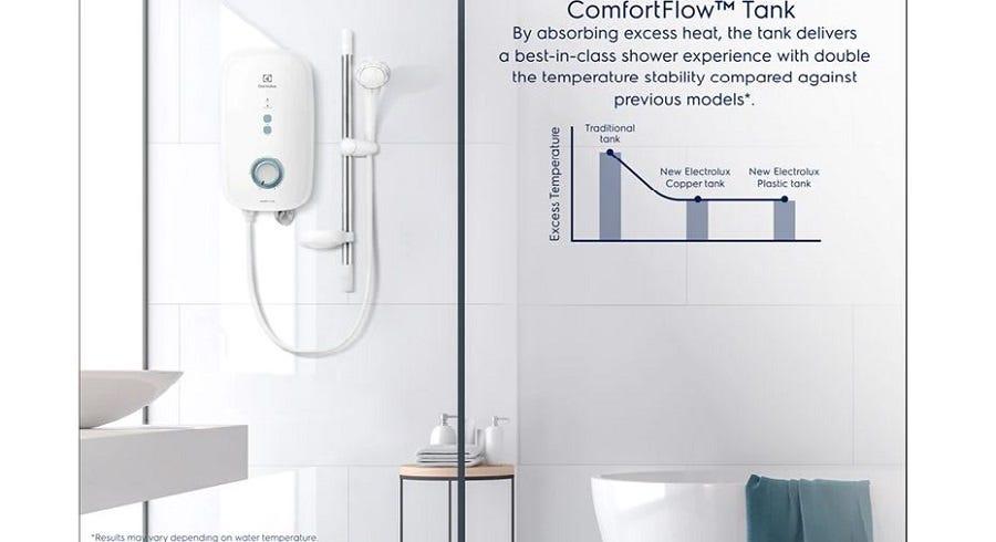 Electrolux ComfortFlow 500 Water Heater Non-pump EWE361KX-DWX5