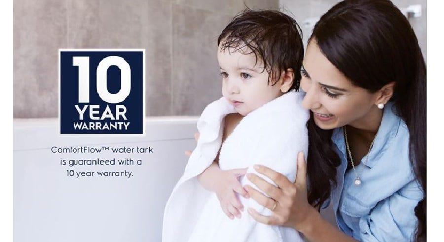 Electrolux ComfortFlow 700 Water Heater DC pump EWE361LB-DIX4