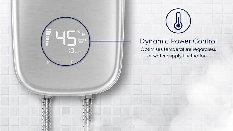 Electrolux ComfortFlow™ 800  Water Heater (DC pump) ELE-EWE361MBDST1
