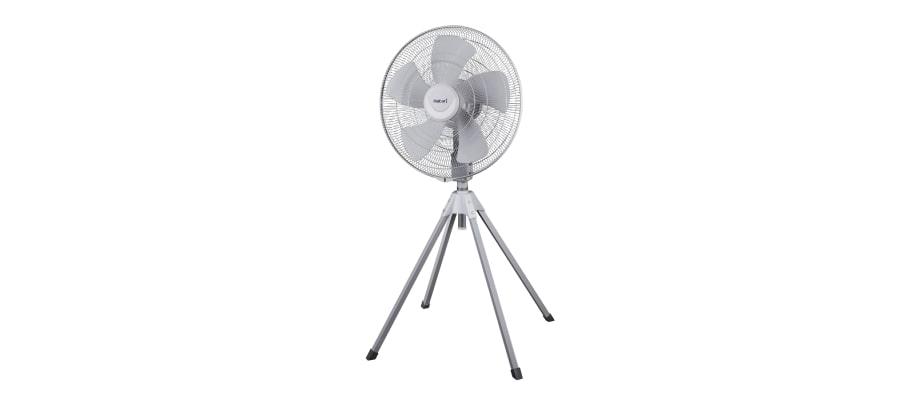 Hatari 22 Inch Industrial Fan IQ22M1 - Silver Grey