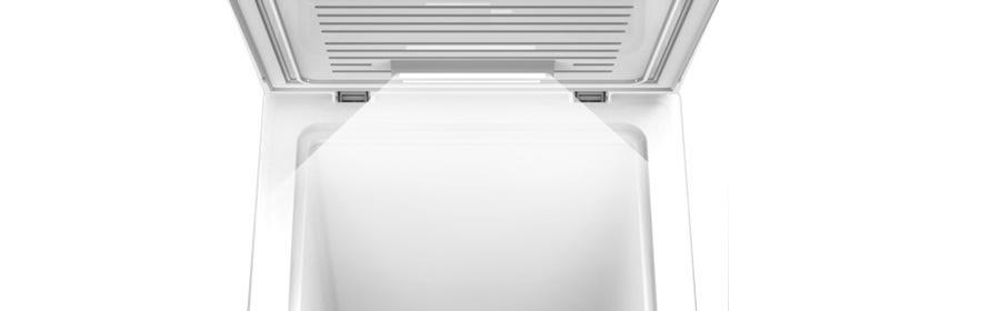 Midea 186L Chest Freezer MID-WD186WA