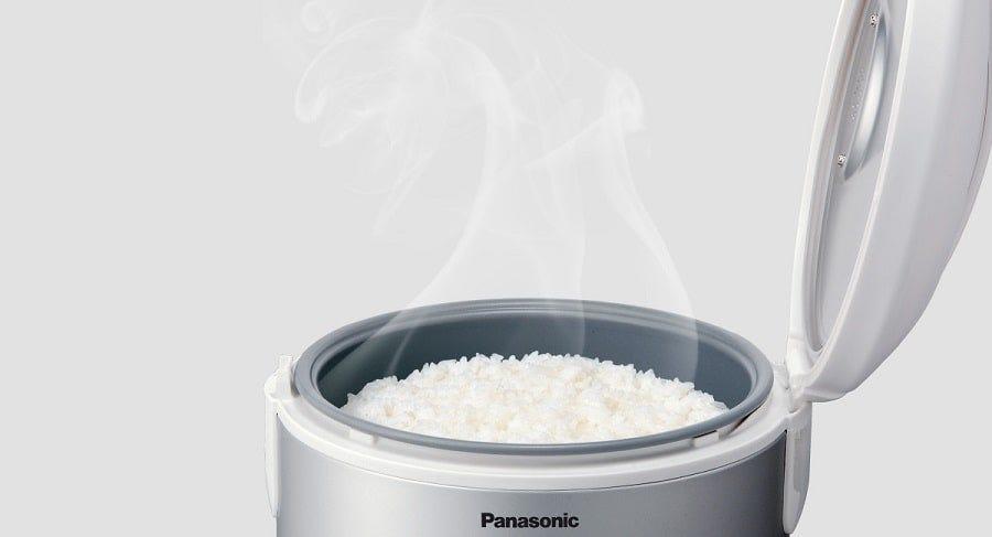 Panasonic 1.8L Mechanical Jar Rice Cooker SR-RX189SSK (Stainless-Steel Pan)
