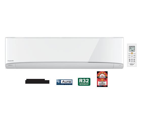 Panasonic Air Conditioner CSU24VKH 2.5hp Inverter Air Cond R32