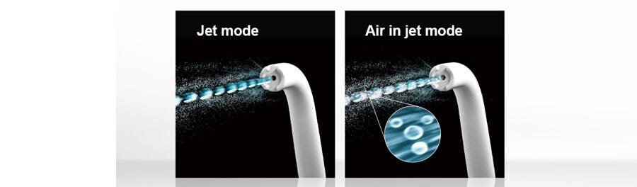 Panasonic Rechargeable Oral Irrigator EW1211W311