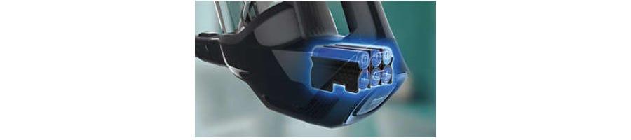 Philips SpeedPro Cordless Stick Vacuum Cleaner PLP-FC6721