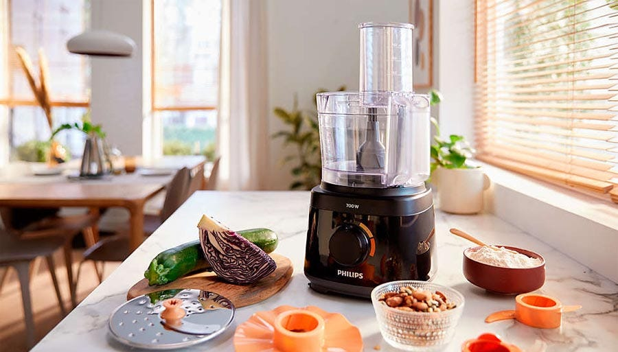 Philips Viva Collection Compact Food Processor HR7320/11