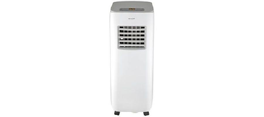 SHARP 1.0HP Portable Air Conditioner SHP-SJX639GK