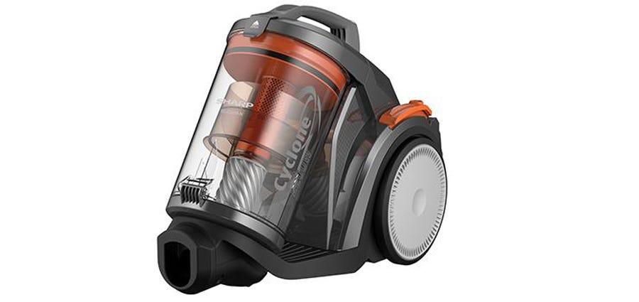 Sharp 2200W Bagless Vacuum Cleaner ECC2219N