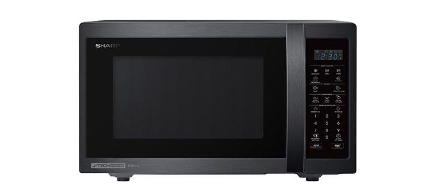 Sharp 28L Microwave Oven with Grill SHP-R259EBS