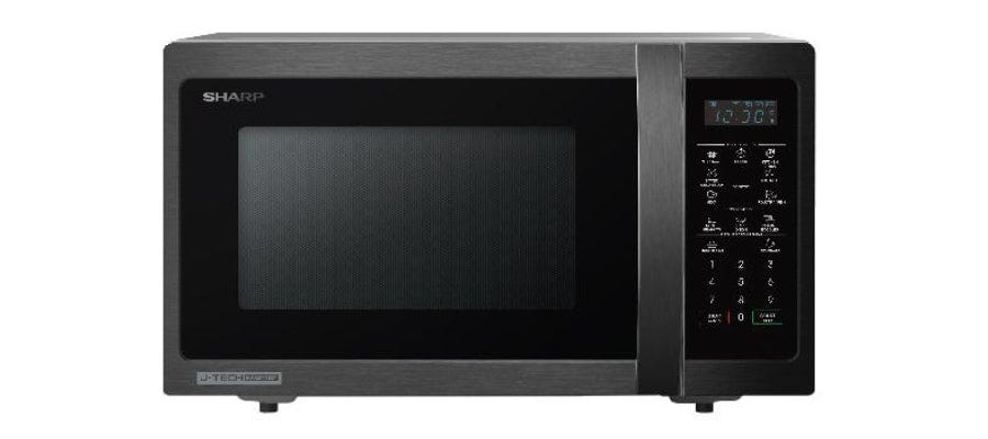 Sharp 23L Microwave Oven with Grill SHP-R259EBS