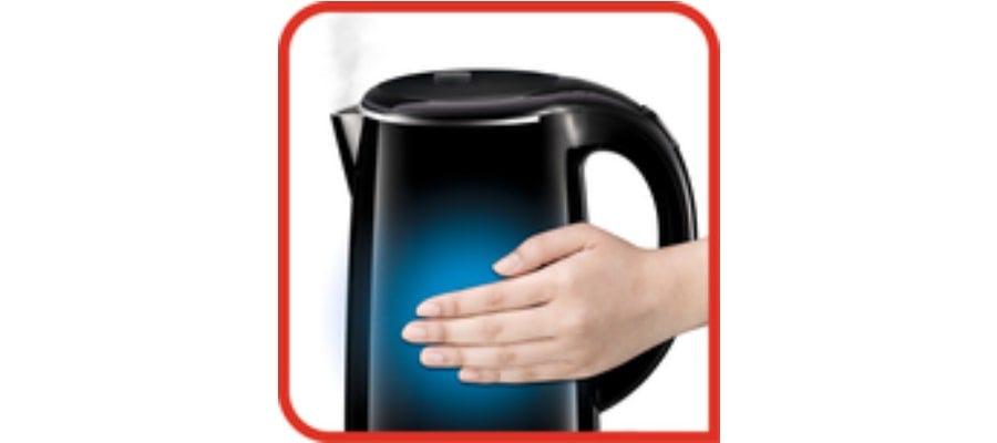 Tefal Safe'tea 1.7L Kettle TEF-KO2608