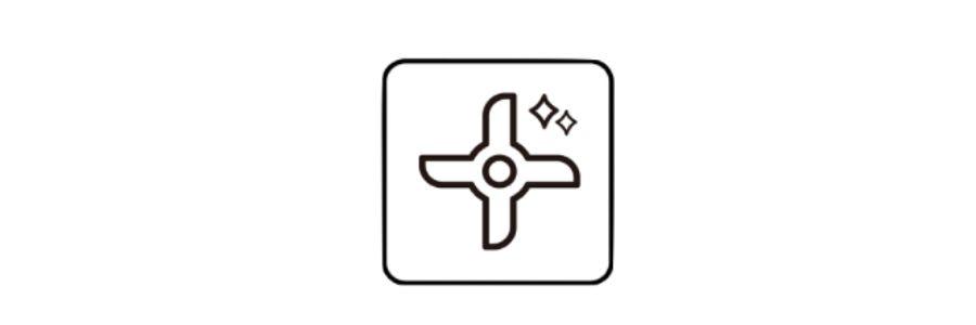 Toshiba 1.5L Jug Blender BL60PHNMY