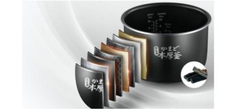 8-layer Bincho Charcoal Pot