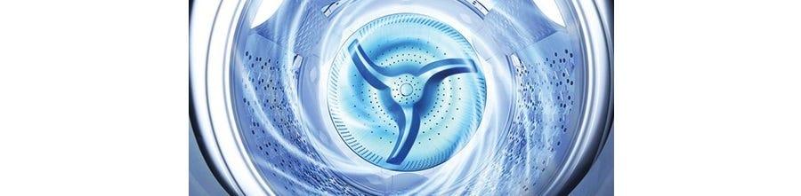 Toshiba Nano Wash 14kg Washing Machine AWDG1500WMKK width=