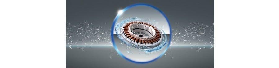 Toshiba Nano Wash 16kg Washing Machine AWDG1700WMSS width=