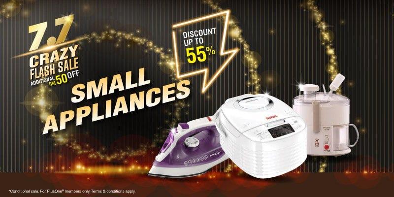 7.7 small appliances