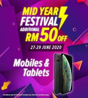 Mobile Tablets Banner