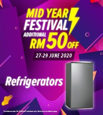 Refrigerators Banner