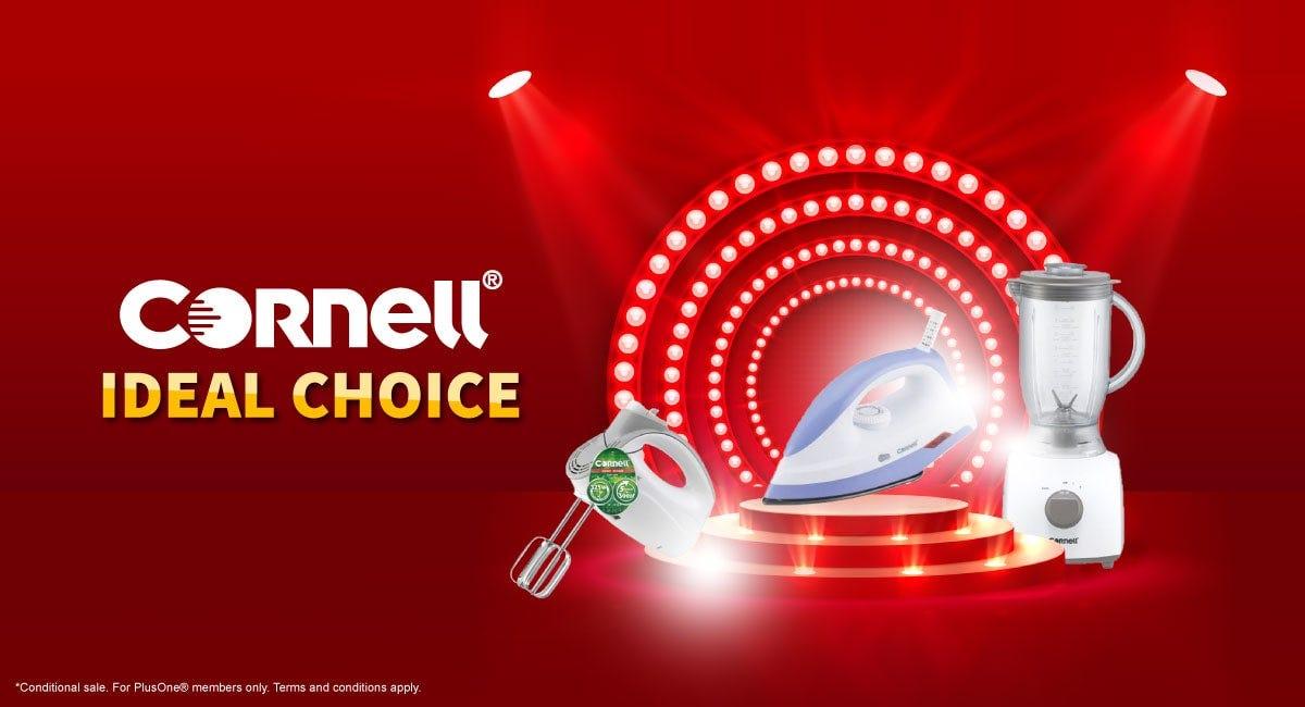 Cornell Ideal Choice