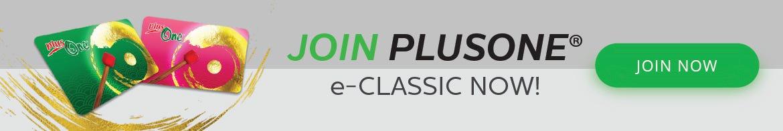 PlusOne Membership