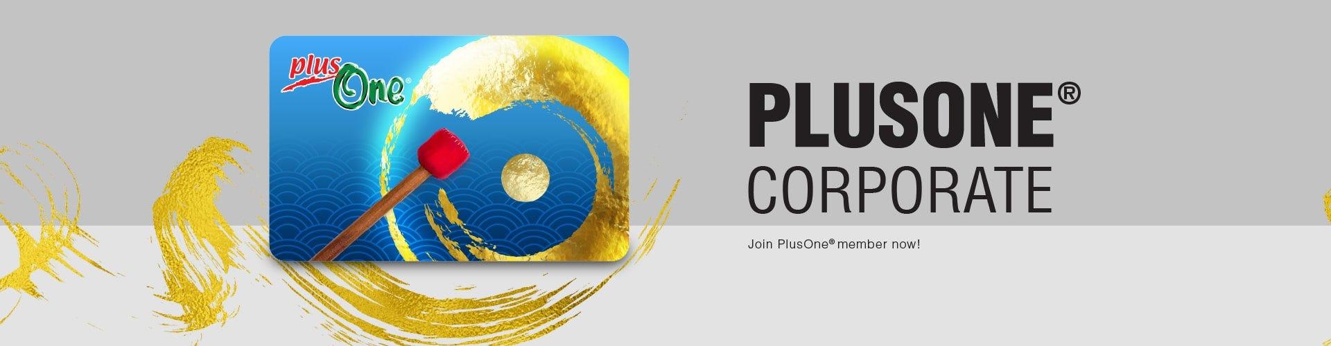 PlusOne Corporate