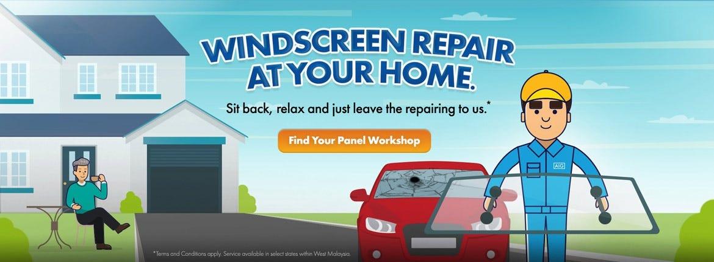 AIG Windscreen Repair Auto