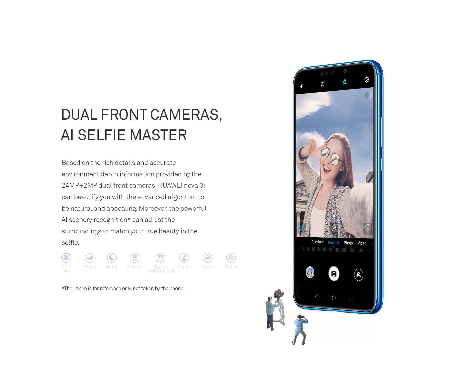Huawei Nova 3i!