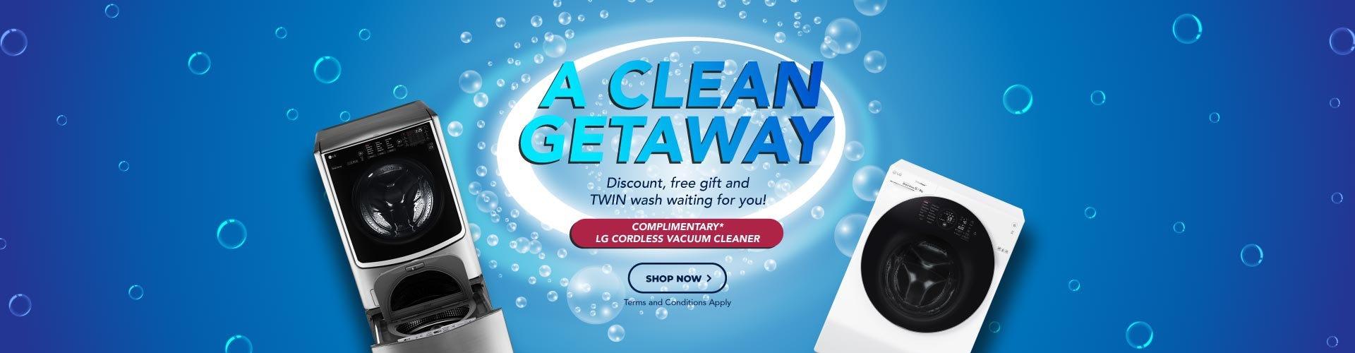 clean-getaway